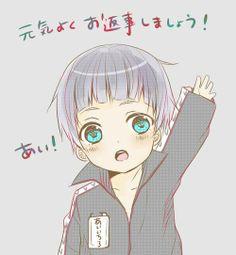 Adorable! ...  Free! - Iwatobi Swim Club, free!, iwatobi, nitori, aiichiro nitori, aiichiro