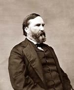 Gen. James Longstreet (Civil War) for whom Longstreet was named.