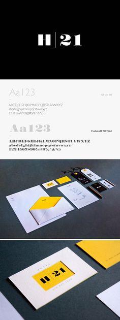 identity / H21 / hotel