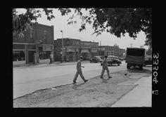 King Street in Keysville Virginia