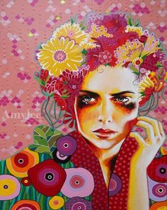 Amy Lee Art! #art #painting