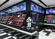 Image result for best makeup stores design