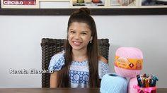 Olá, neste vídeo a Renata Eleotério ensina as primeiras dicas para quem quer iniciar no Crochê, isso mesmo , Crochê para iniciantes - Argola Inicial - Como s...