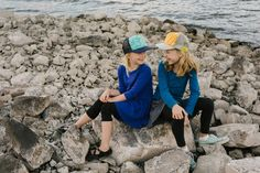 Do you love cute colorful trucker hats on kids??