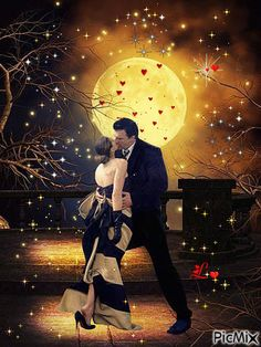 GOOD NIGHT MY LOVE Romantic Couple Images, Romantic Gif, Couple Romance, Couples In Love, Romantic Couples, Couples Images, Romantic Beds, Good Night Couple, Imagenes De Amor