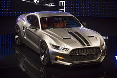The Galpin Rocket Super Mustang Is Here: All Carbon Fiber Body Set For Limited Production