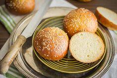Najlepsze bułki do hamburgerów | Ósmy kolor tęczy - Blog kulinarny