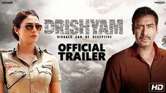 Drishyam - Official Trailer   Starring Ajay Devgn, Tabu & Shriya Saran✿⊱╮