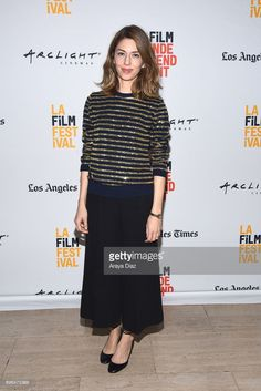 Los Angeles Film Festival, Lost In Translation and The Beguiled screening, Los Angeles - June 15 2017 Sofia Coppola. Daily Fashion, Fashion Beauty, Fashion Tips, Fashion Ideas, Sofia Coppola Style, Gia Coppola, Looks Style, My Style, Daily Style