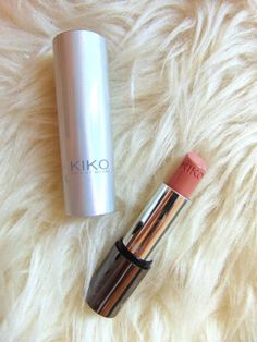 The Little Owl Blog: Kiko Milano Shell Rose