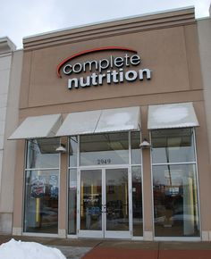 Complete Nutrition Store - Eastwood Towne Center - Lansing, MI #ShopEastwood