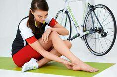 Sportmassage - Muskeln lockern nach dem Biken, so geht's! #massage #fitforfun #biken
