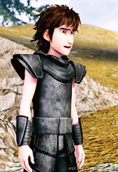 the guardian of dragons : Hiccup Horrendous (Noodle Arms) Haddock III {x}