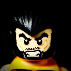 #Lego #legominifigures #legominifigure #afol #collectibles #toycrewbuddies #toycrewbuddieslego #legostagram #macro  #legofan #legogram #bricknetwork #bricknetwork #brickleague #closeup #beard #selfie #eyes #toys #minifigure #marvel #xmen #wolverine #marvellego #aaronslego by aaronslego