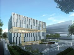 Tsinghua Law Library Building Proposal / Kokaistudios