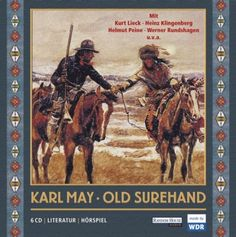 Cover to Old Surehand 6-cd audio book