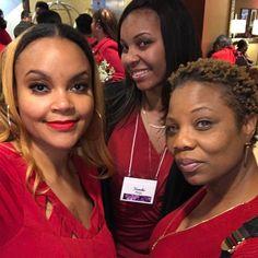 #xichi Fly. #foundersday #deltasigmatheta #blackgirlmagic #nccc