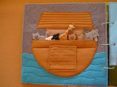 Sewing Belle: Quiet Book Revisited