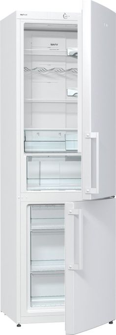 Gorenje NRK6191GW Fridge Freezer - White NRK6191GW The Gorenje NRK6191GW stands tall with an 185 cm height and is finished in bright, lovely white to catch your eye towards it. With a 307 litre net capacity, you have access to No Frost technology and  http://www.MightGet.com/february-2017-2/gorenje-nrk6191gw-fridge-freezer--white-nrk6191gw.asp