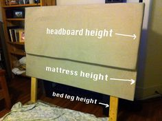 DIY | How to Make a Headboard | Handmadeology total tutorial