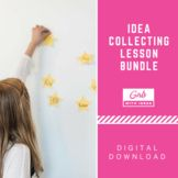 Idea Collecting Lesson Bundle – Teach Creativity and How to Come Up With Ideas - How To Build Confidence Girl Scout Troop, Girl Scouts, Activities For Girls, Raising Girls, Student Council, School Programs, Creative Teaching, Confidence Building, After School