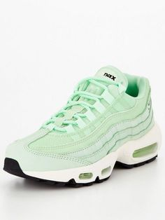Nike Air Max 95 Reinventing an original for this season - Nike have  released their iconic 56b8d5823