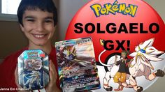 VIDEO: #Pokemon Solgaleo GX Legends of Alola Tin!   WATCH: http://youtu.be/wcQRs_b-HmQ  #PokemonCards #PokemonTCG #PrayForPulls