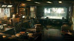 Deus Ex: Human Revolution detailed futuristic illustrations realistic wallpaper (#1362587) / Wallbase.cc