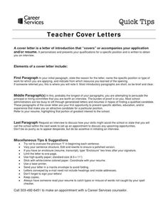 536 best cover letter tips images on pinterest introduction letter