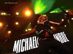 Portfolio Multimedeia 2: Michael Monroe at Viking Grace