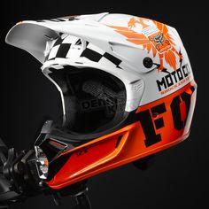 Fox Racing V3 Covert Helmet