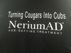 Give us a year . . . we will give you 10! Ask me how . . .vvenezia.nerium.com