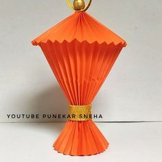 Diya Decoration Ideas, Diwali Diya, Paper Lanterns, Home Appliances, Friends, Videos, How To Make, Crafts, House Appliances