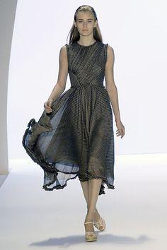 Anne Klein Spring 2008 Ready-to-Wear Fashion Show - Kori Richardson