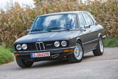 Hartge-BMW 528, Frontansicht