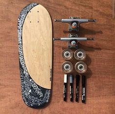 Skateboard #board #skateart | Discover Board Artist interviews on www.thedailyboard.co