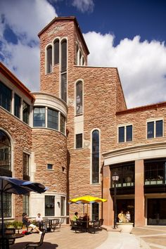 Center for Community at the University of Colorado at Boulder / Centerbrook Architects with Davis Partnership Architects