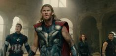 """Divulgado o primeiro trailer do novo filme dos """"Vingadores"""" http://angorussia.com/entretenimento/tvmedia/divulgado-o-primeiro-trailer-do-novo-filme-dos-vingadores/"""