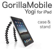 GorillaMobile Yogi stand for iPad 2/3