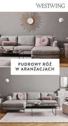 Każdy kolor ma swoje znaczenie i przekazuje określone doznania. Dlatego, tak ważne jest poznanie ich właściwości. Ale najpierw, przedstawimy Ci, podstawowe zasady łączenia kolorówe we wnętrzach. Podstawowymi trzema barwami w teorii kolorów są: żółty, niebieski oraz czerwony. Poznaj więcej tricków! / #Wallcolor Kolor ścian jak wybrać kolor ścian malowanie ścian Home Living, Couch, Interior Design, Influenza, Furniture, Home Decor, Lounge Chairs, Nest Design, Settee