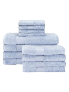 Bamboo Luxury Towel Set (12 PC) by Luxor Linens at Gilt