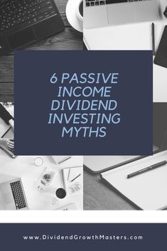 There are a lot of myths about earning dividend income and what it means for your retirement. dividends are entirely passive income. Dividend are forever. dividends are better than real estate income. Investing For Retirement, Early Retirement, Investing Money, Real Estate Investing, Silver Investing, Retirement Planning, Investment Tips, Investment Portfolio, Investment Property