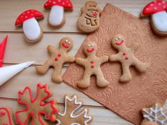 Vánoce Archivy - Strana 2 z 2 - Avec Plaisir Gingerbread Cookies, Cooking Tips, Ale, Biscuits, Food And Drink, Christmas Decorations, Xmas, Baking, Christmas