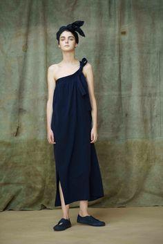 Y's by Yohji Yamamoto Ready To Wear Spring Summer 2017 Paris