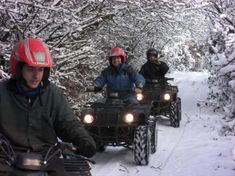 Christmas ATV Ride