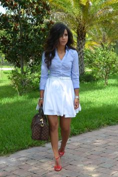 The Chicest Ambry: Professional Attire