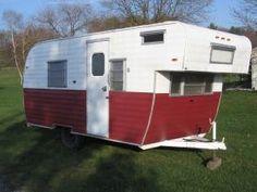 1960's vintage camper $450