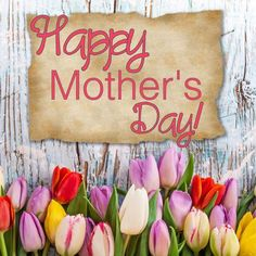 Pretty Happy Mothers Day Quote With Flowers Pictures, Photos, and Images for Facebook, Tumblr, Pinterest, and Twitter