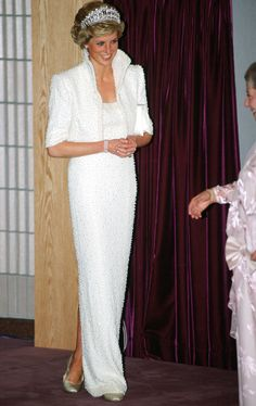 Princess Diana in Vanity Fair | happened that the wardrobe of make up collection princesses with