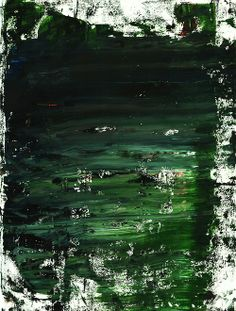 Modern Abstractionist Series #3, Gerhard Richter : Happy Accident by Ahdeem Tinsley